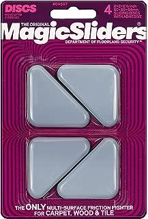 MAGIC SLIDERS 04557 Sliding Discs Gray