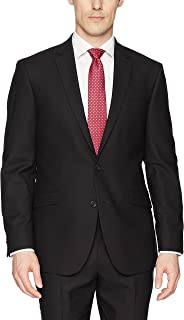 Men's Techni-Cole Stretch Slim Fit Suit Separate (Blazer,...