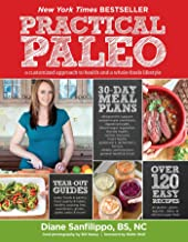 By Diane Sanfilippo: Practical Paleo [Paperback]