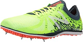 New Balance Men's WLD5KYP4 Track Shoes, Yellow/Green