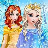 雪の女王 ドレスアップ ~ 女の子のゲーム