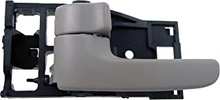 Dorman 81258 Front/Rear Driver Side Interior Door Handle, Black
