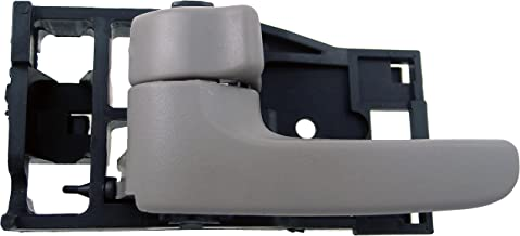Dorman 81258 Front/Rear Driver Side Interior Door Handle, Black
