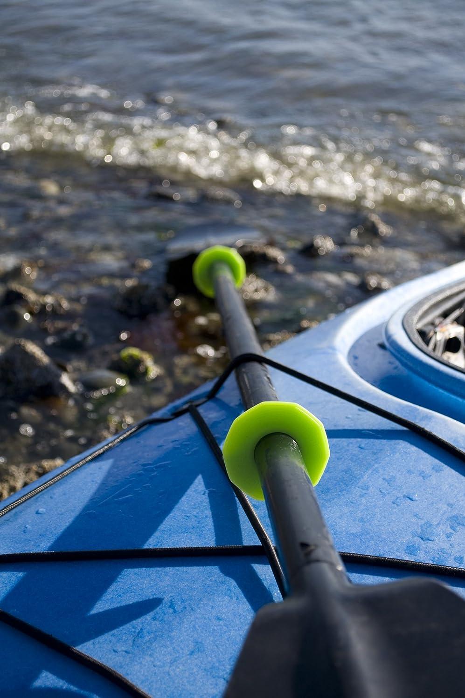 Seattle Sports Glow in The Dark Seawall Drip Rings for Kayak Paddles