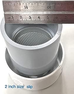 Vent Cap - Slip Connection (2 inch)