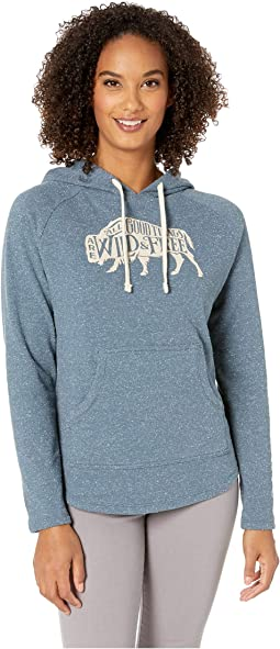 Wild & Free Hooded Pullover