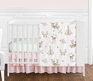 rustic girl crib bedding