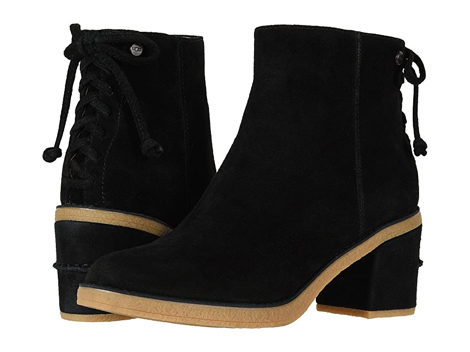 UGG Corinne Boot (Black) Women