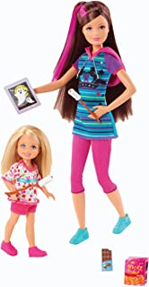 Barbie and Her Sisters in a Pony Tale Skipper and Chelsea Doll, 2-Pack