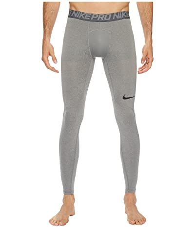 Nike Pro Tight (Carbon Heather/Dark Grey/Black) Men