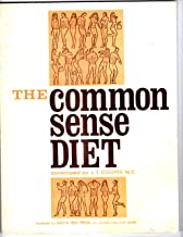 The Common Sense Diet