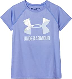 Under Armour Kids UA Solid Big Logo Short Sleeve Tee (Big Kids)