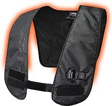 コミネ(KOMINE) バイク用 エレクトリックライニングベストUSB ブラック free EK-101 1125 秋冬春向け 電熱