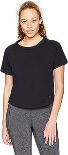 قمصان رياضية قصيرة الاكمام من قماش التيري للنساء من اندر ارمور
