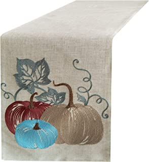 BETTINE Table Runner 72 inch,Swehome Halloween and...