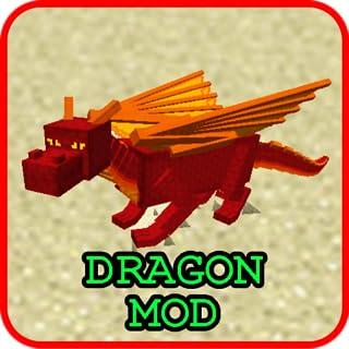 Dragon Mod for Mine Craft New