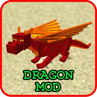 Dragon Mod for Mine Craft New