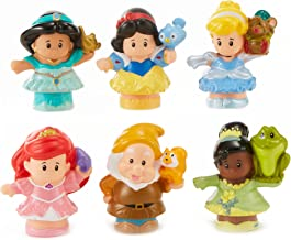 Fisher-Price Little People Disney Princess Gift Set [Amazon Exclusive]