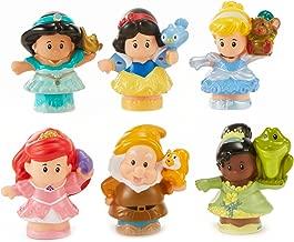 Fisher-Price Little People Disney Princess Gift Set [Amazon Exclusive]