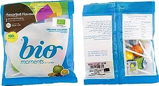 Biomoments- Organic Bag 8 Ball Lollipops Assorted 104 Gm- Gluten Free