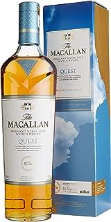 Macallan QUEST Highland Single Malt Scotch Whisky mit Geschenkverpackung 1 x 0.7 l