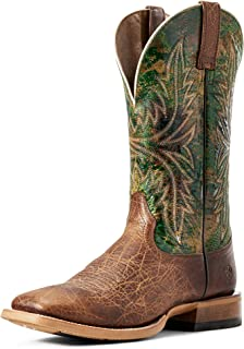 Men's Cowhand Western Cowboy Boot