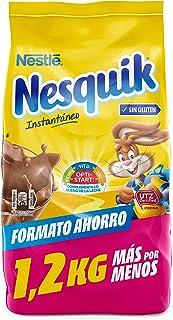 Nestlé NESQUIK Cacao Soluble Instantáneo - Bolsa de cacao