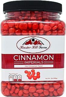 Hoosier Hill Farm Cinnamon Imperials 2 lb