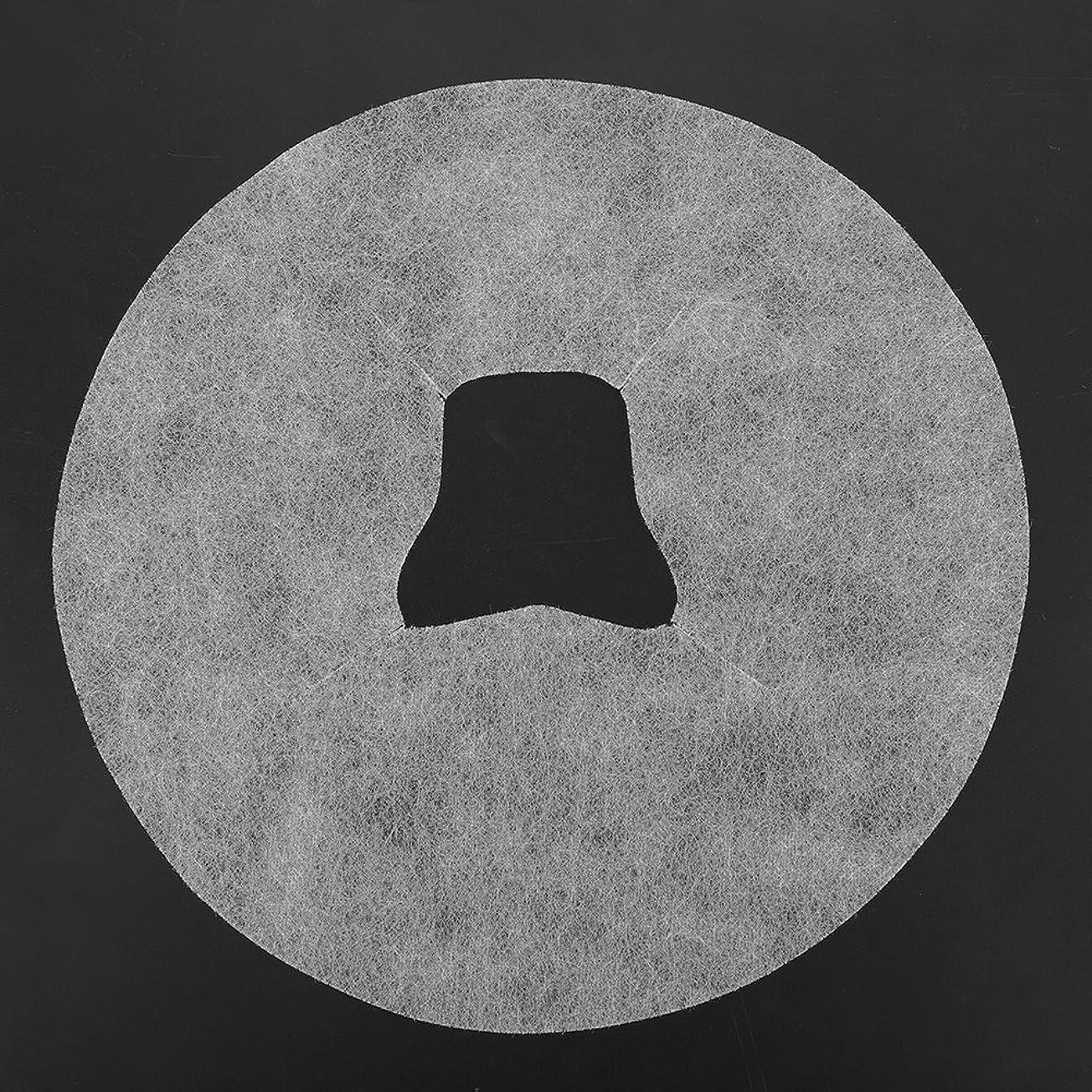 前書き等価ハントSoarUp 【100枚入】 フェイスマッサージパッド 使い捨てタオル 顔用 使い捨て 不織布材料 通気性 美容院?スパ?美容マッサージ専用 衛生的 安全 ホワイト