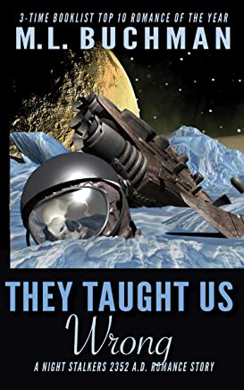 They Taught Us Wrong (The Future Night Stalkers Book 6) (English Edition)