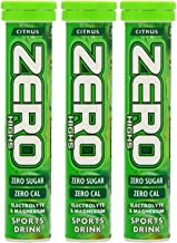 High 5 Zero Hydration Tablets 1 Tube x 20 Citrus 3 Tubes Estimated Price : £ 21,69