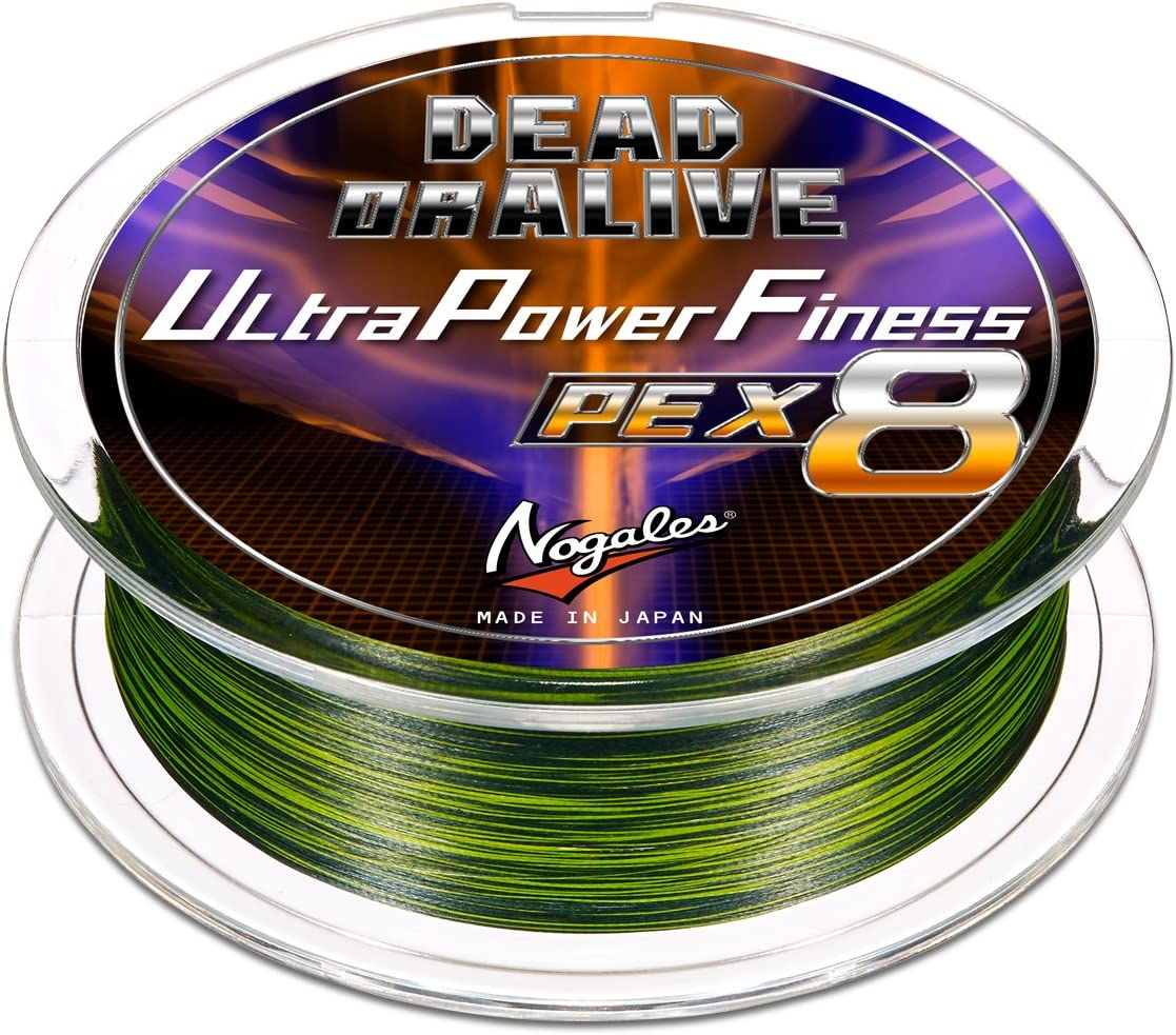 Varivas Nogales Dead or メーカー直送 Alive Ultra Finess PE 安心と信頼 x8 Power