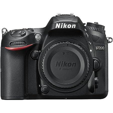 Nikon D7200 Digital Slr Camera Body 3 2 Inch Lcd Camera Photo