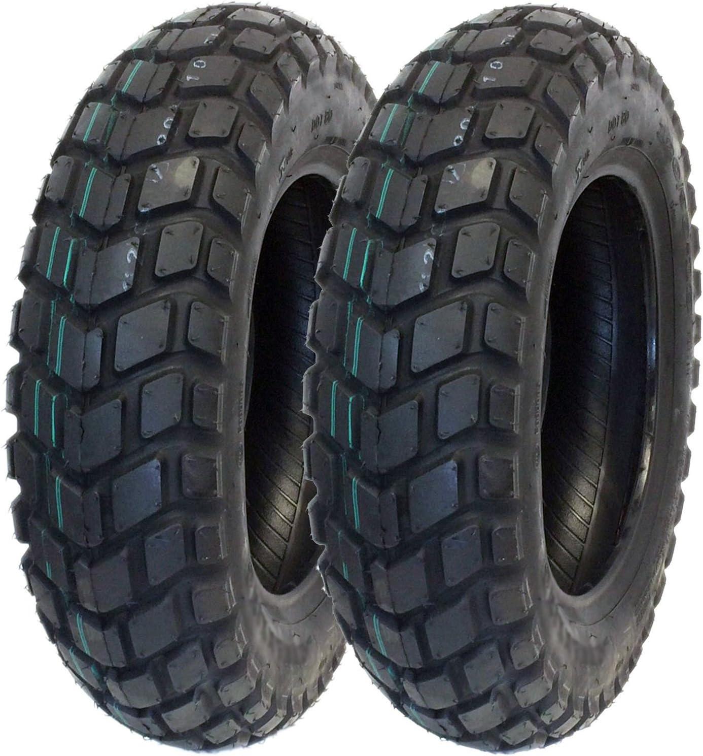 MMG Tire Set 2021 spring and Nashville-Davidson Mall summer new Front 120 130 Honda 90-10 for Rear