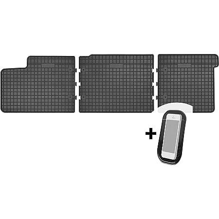 Gummimatten Auto Fußmatten Gummi Automatten Passgenau 3 Teilig Set Passend Für Vw Transporter T5 T6 2003 2019 Auto