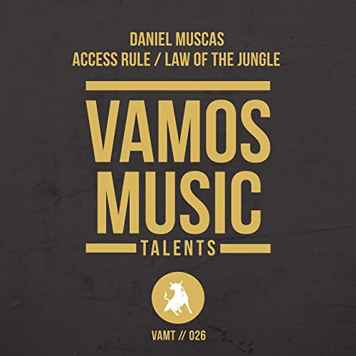 Law of the Jungle / Access Rule by Daniel Muscas on Amazon