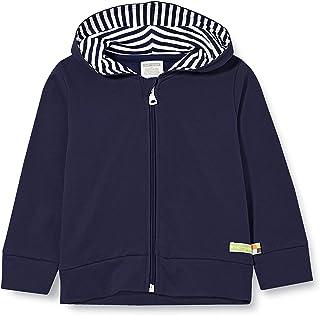 loud + proud Kapuzenjacke, Gots Zertifiziert Jacket Mixte Enfant