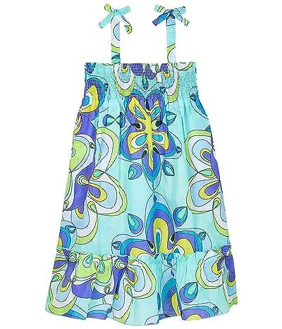 Vilebrequin Kids Kaleidoscope Gloss Cover-Up Dress (Toddler/Little Kids/Big Kids)