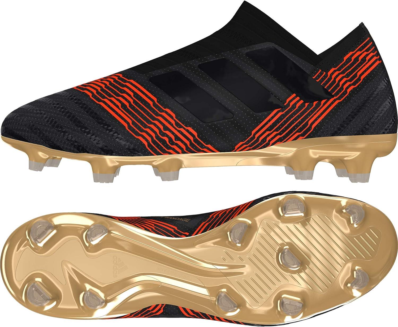 Adidas Performance Mens Nemeziz 17+ Firm Ground Football Boots - Black