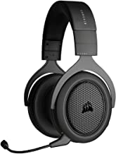 Corsair HS70 Bluetooth - Wired Gaming Headset with Bluetooth - Works with PC, Mac, Xbox Series X, Xbox Series S, Xbox One,...