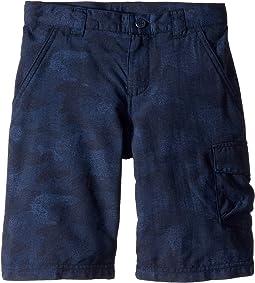 Silver Ridge Printed Shorts (Little Kids/Big Kids)