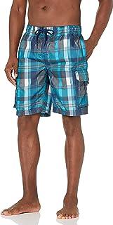 سروال سباحة رجالي من Kanu Surf (مقاس عادي وممتد)