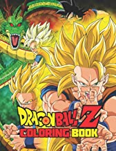 Dragon Ball Z Coloring Book: Great 28 Illustrations for Kids