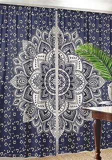 boho hippie curtains
