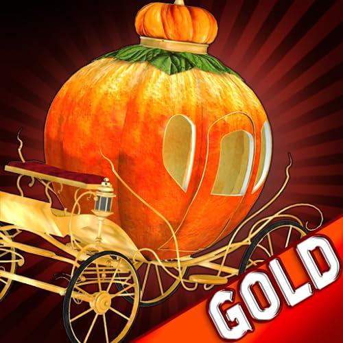 limousine corrida halloween: os serviços de luxo carruagem de abóbora - Edição de ouro