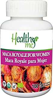 Maca Royale para Mujer en Cápsulas. Maca Peruana 100% natural. Ideal para la mujer. Energía y vitalidad para el