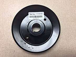 Bad Boy 033-6004-00 Spindle Pulley ZT, Pup, Outlaw