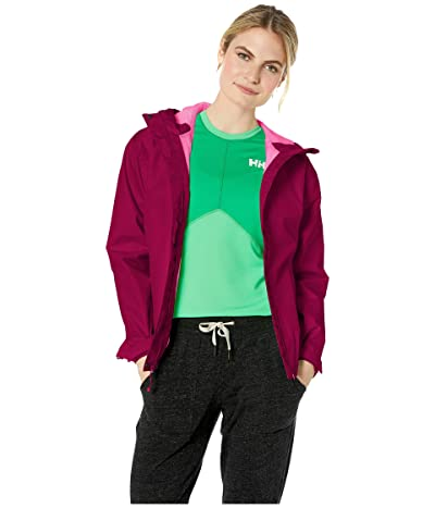 Helly Hansen Seven J Jacket (Plum) Women