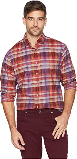 Puerto Prism Plaid Shirt