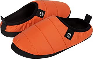 Lakeland Active Men's Wolfa Quilted Ultra-Warm Slippers